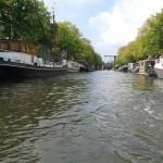 crucero fluvial por Amsterdam