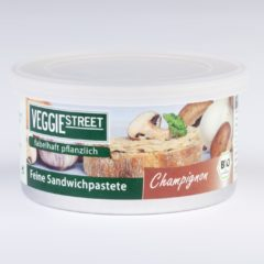 Paté vegano vegetariano de champiñones / Veggie Street
