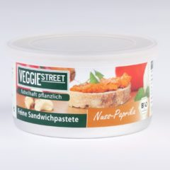 Paté vegano vegetariano de pimiento / Veggie Street