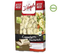 Pasta genuina italiana vegana Dangelo rellena de tofu
