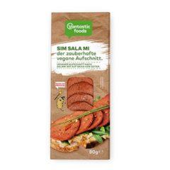 Salami Vegano en Lonchas Vantastic Foods