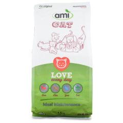 ami-cat 1,5 kg pienso vegano para gatos