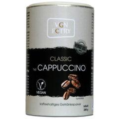 Capuccino clásico menos dulce