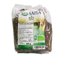 Semillas de chía biológicas con omega 3 y omega 6 y ricos en fibra