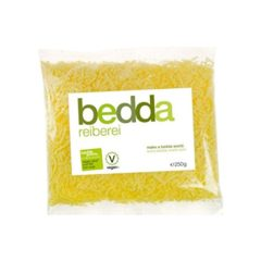 Queso rallado vegano para gratinar Bedda