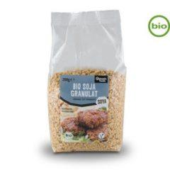 Soja texturizada ecológica para cocinar como carne picada de Vantastic Foods