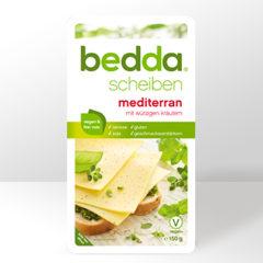 queso vegano sabor mediterráneo bedda