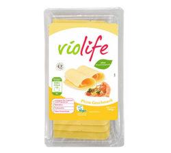 Lonchas de queso vegano para pizza de violife