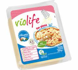 Queso vegano para pizza sabor mozzarella Violife