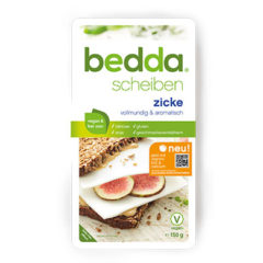 Sustituto vegano del queso de cabra bedda