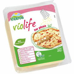 bloque de queso vegano para pizza Violife