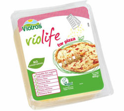 bloque de queso vegano para pizza Violife