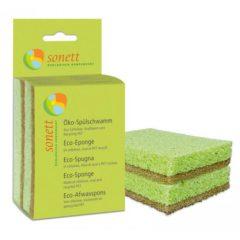Esponja biodegradable para fregar