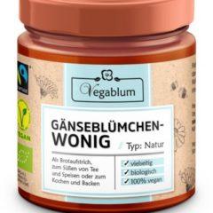 Viel, sustituto vegano de la miel hecho de margaritas, Vegablum