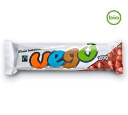 Chocolatina Vego 150 grs