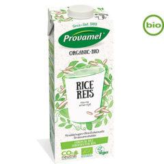 Alternativa vegana y ecológica a la leche. Provamel