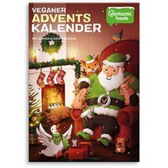 chocolativas veganas en calendario de adviento