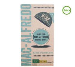 Mac Alfredo Bio