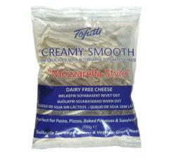 Queso para gratinar estilo mozzarella