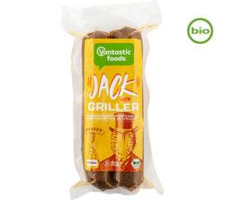 Salchichas de Seitán y Jackfruit