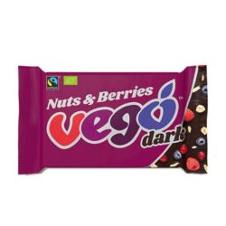 VEGO NUTS&BERRIES BIO 85G