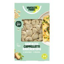 Capelletti Bio con Tofu Ahumado 250grs VF
