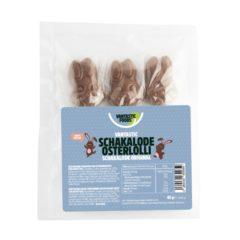 Conejos de Chocolate en Piruletas 3 uds