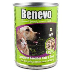 benevo-duo / comida para perros y gatos vegana ideal para alergias