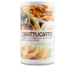 grattugiato sustituto vegano del parmesano