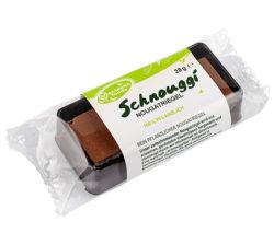 Dulce de chocolate con avellanas vegano / schnouggi