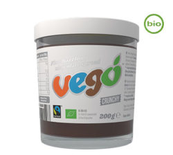 Vego, crema de chocolate vegana para untar