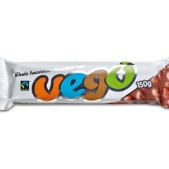 Chocolatina Vego150g