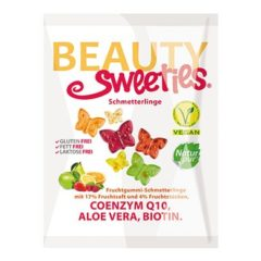 BeautySweeties MARIPOSAS VEGANAS, 125g
