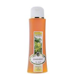 champú vegano y ecológico de flor de tilo de apostel kräuter